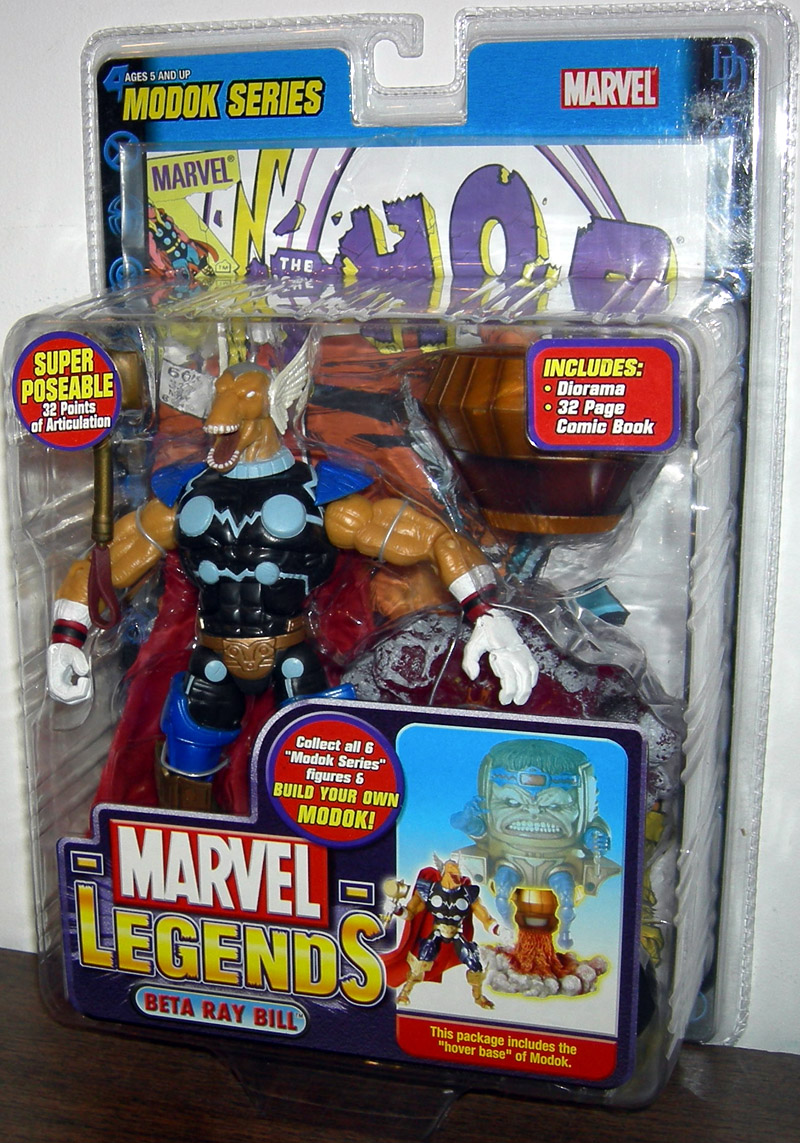 Beta Ray Bill (Marvel Legends)