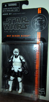 Biker Scout (The Black Series, #07)