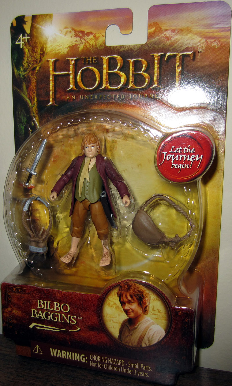 Bilbo Baggins (The Hobbit, 3