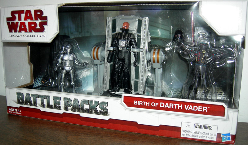 Birth of Darth Vader (Battle Packs)