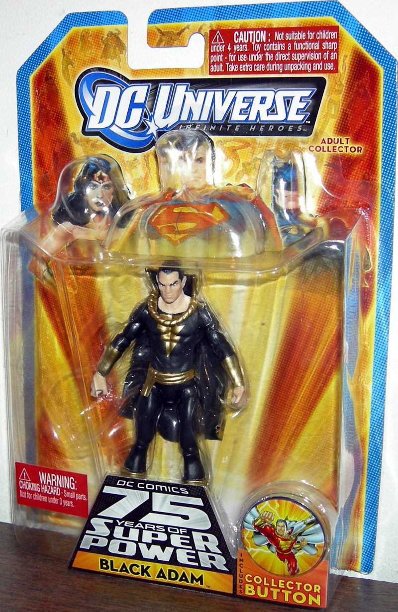 Black Adam (Infinite Heroes, 75th Anniversary)