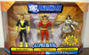 Black Adam, Shazam & Mary Batson (Infinite Heroes three pack 11)