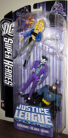 Black Canary, The Joker & Batman 3-Pack