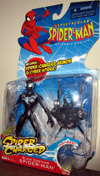 Black Costume Spider-Man, Spider Armor & Cyber Spider, Spider Charged