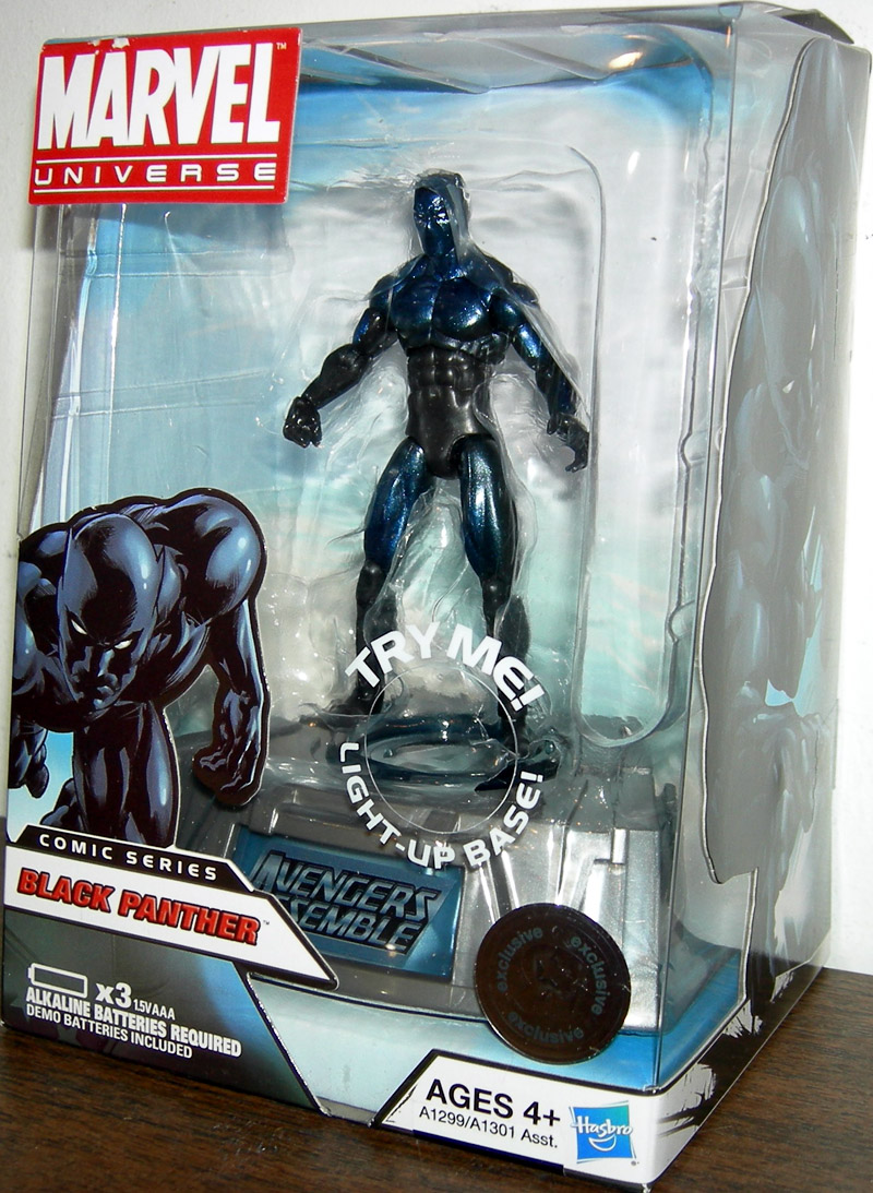 Black Panther (Marvel Universe, Toys R Us Exclusive)
