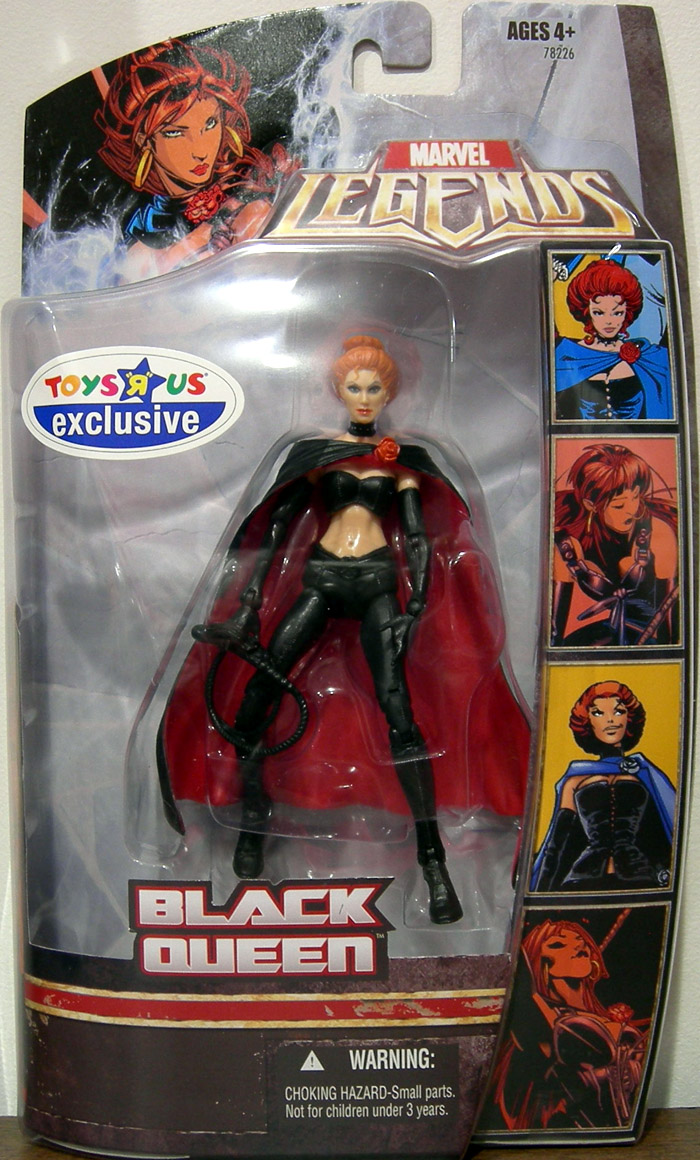 Black Queen (Marvel Legends)