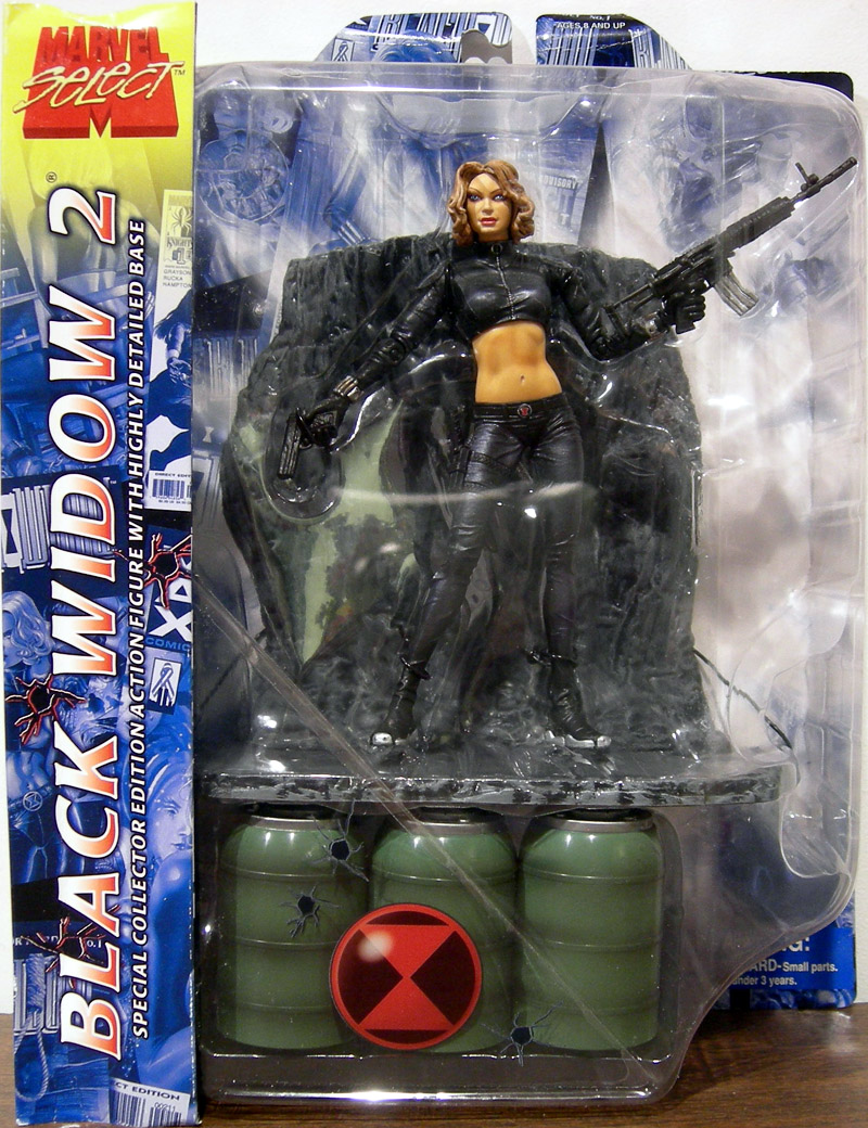 Black Widow 2 (Marvel Select)