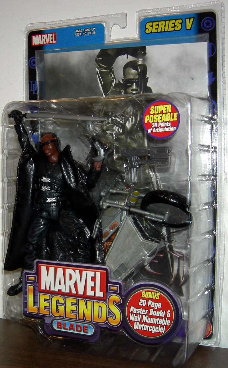 Blade II (Marvel Legends)