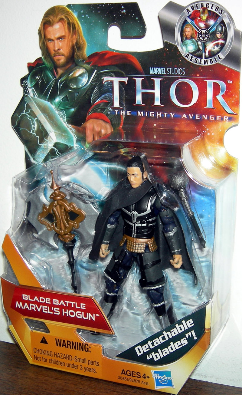 Blade Battle Marvel's Hogun (09)
