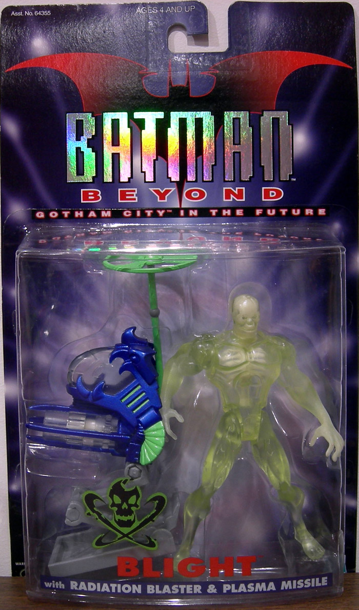 Blight (Batman Beyond)