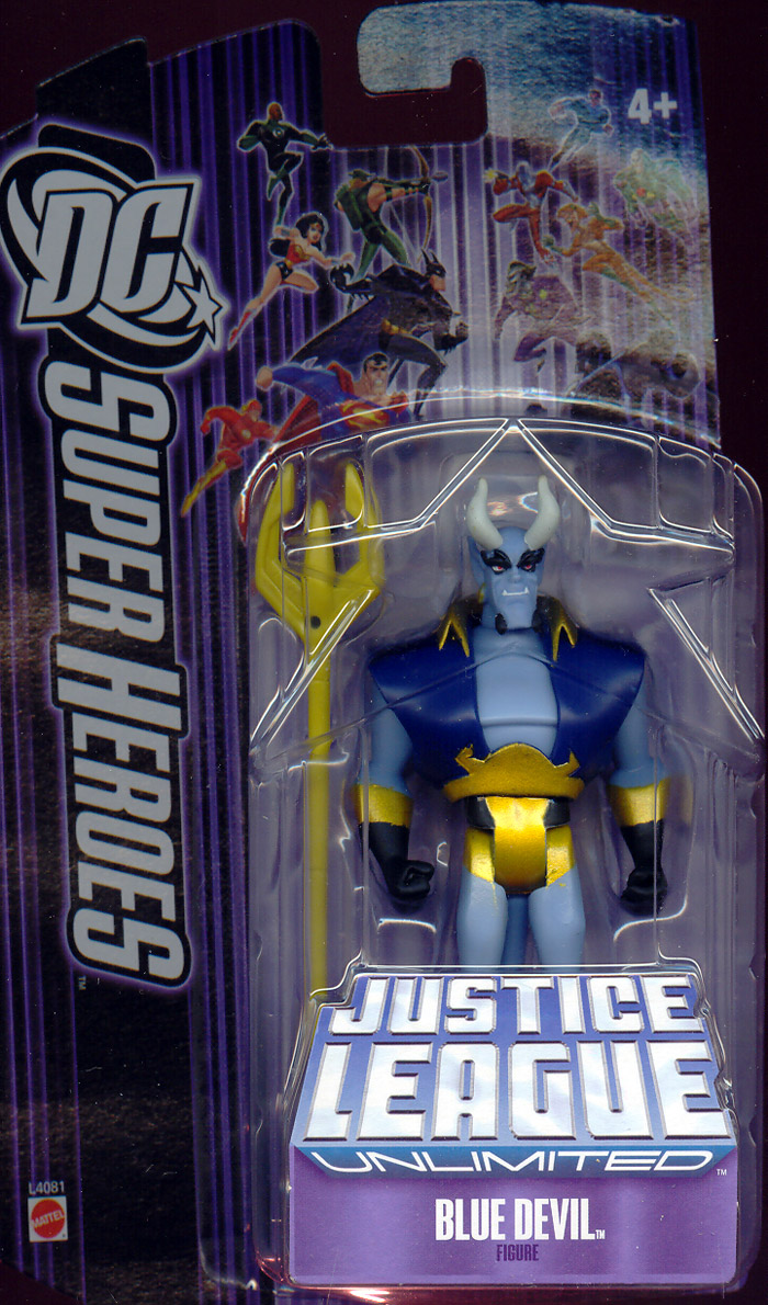 Blue Devil (DC SuperHeroes Justice League Unlimited)