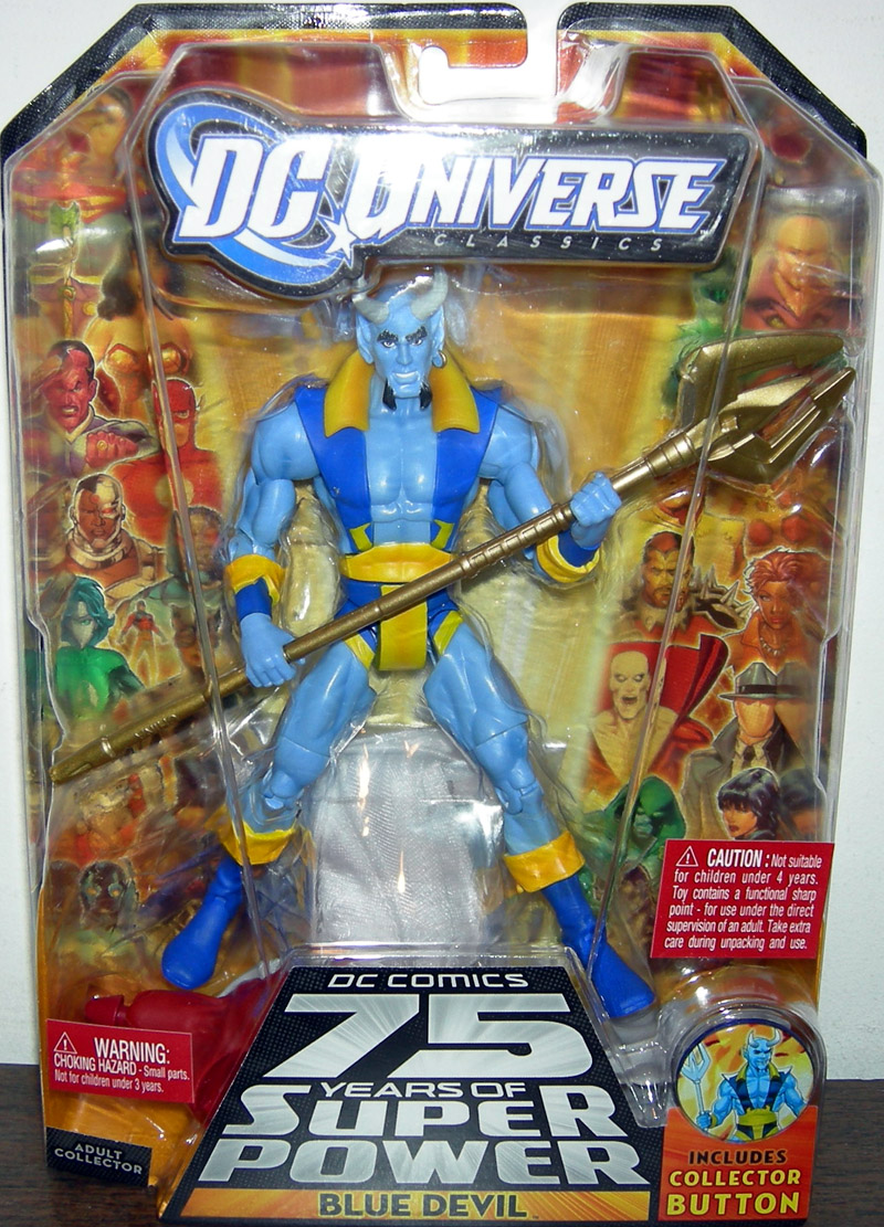 Blue Devil (DC Universe)
