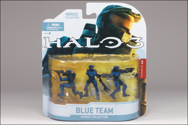 Blue Team (Heroic Collection)