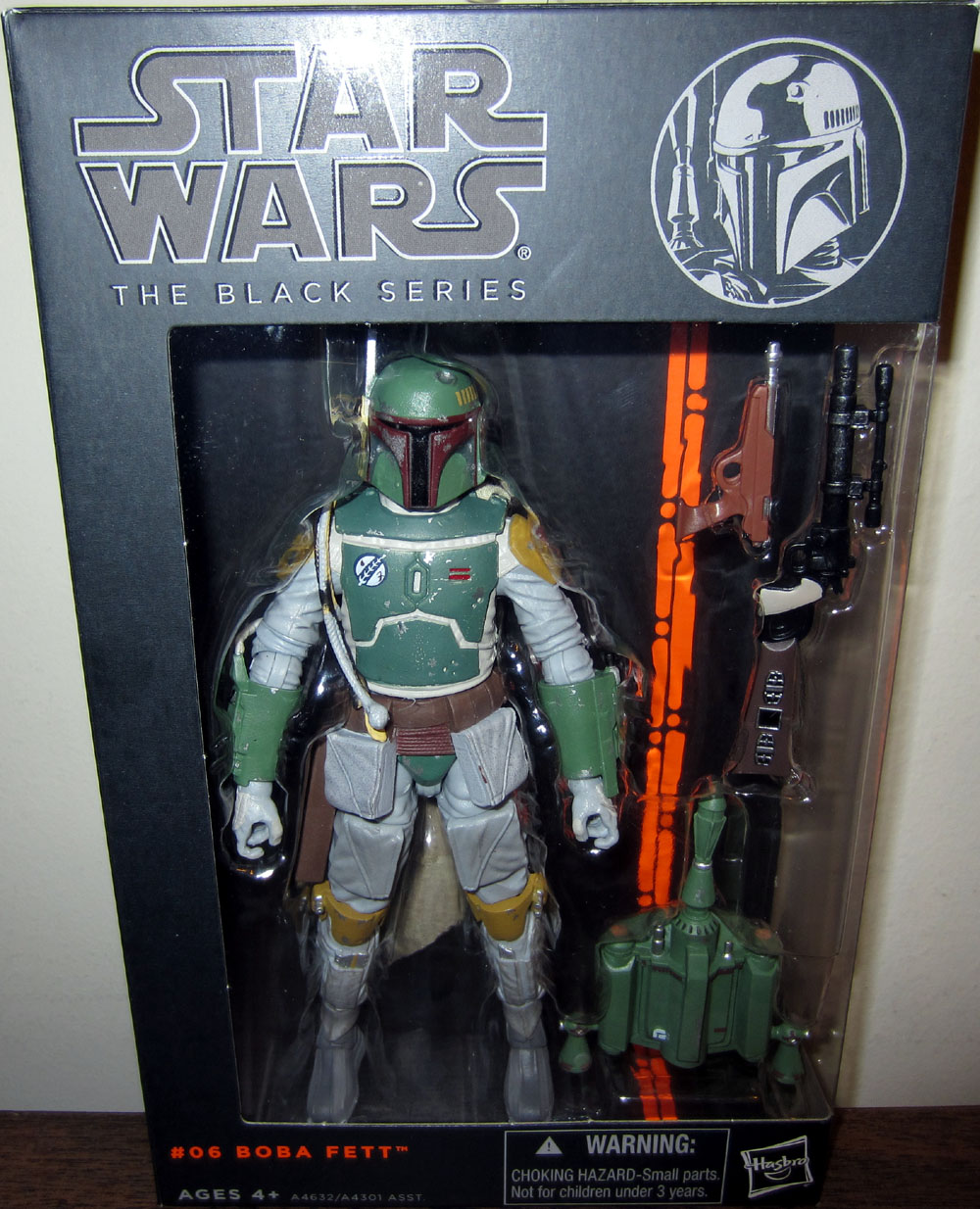 Boba Fett (The Black Series, #06)