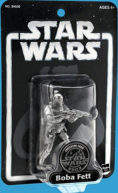 Boba Fett (2003 Convention Figure)