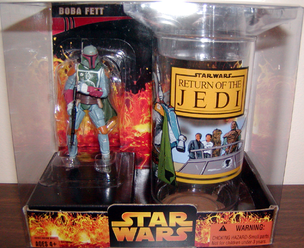 Boba Fett (with collector's cup)