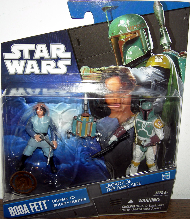 Boba Fett (Orphan to Bounty Hunter)