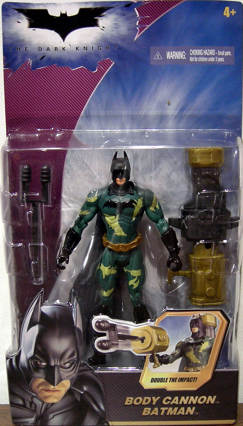 Body Cannon Batman (The Dark Knight)