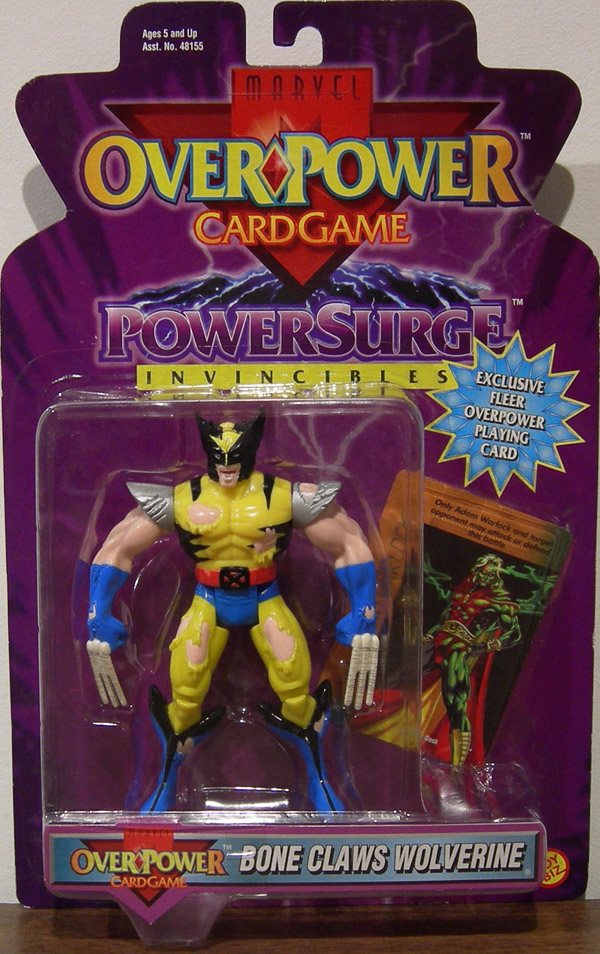 Bone Claws Wolverine