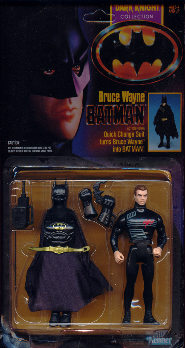Bruce Wayne (The Dark Knight Collection Movie)