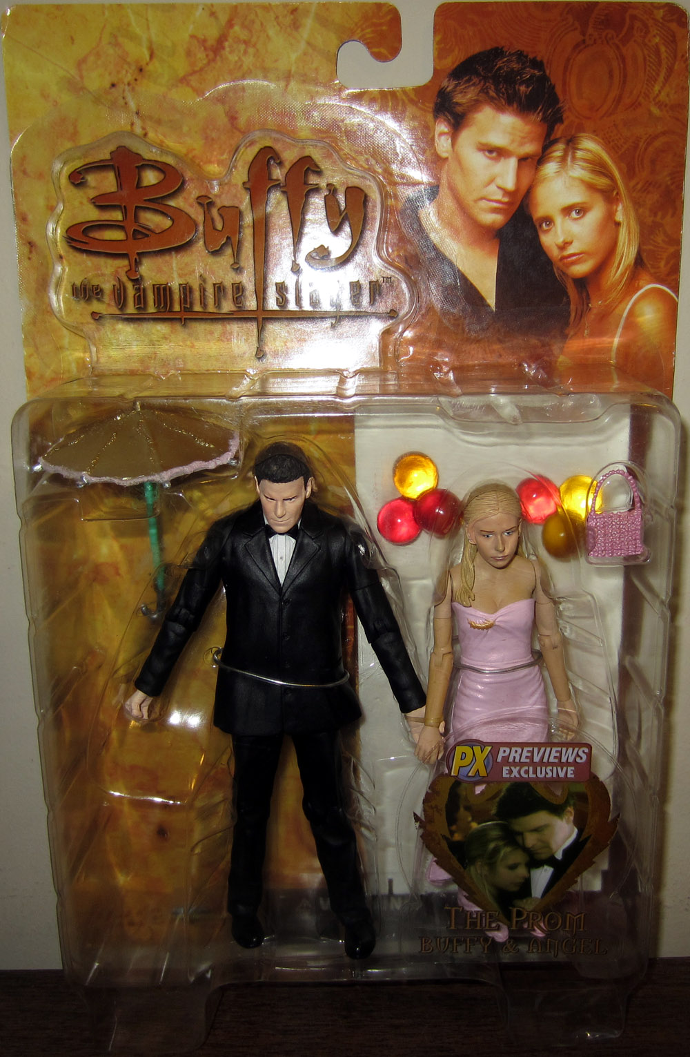 Buffy & Angel The Prom 2-Pack