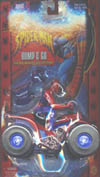 Spider-Man Bump & Go 4-Wheeler with gear (Classic)