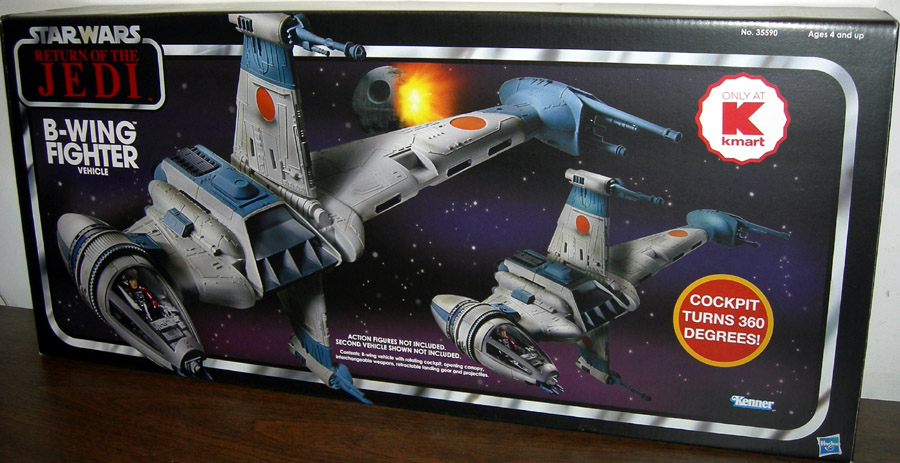 B-wing Fighter (Kmart exclusive)
