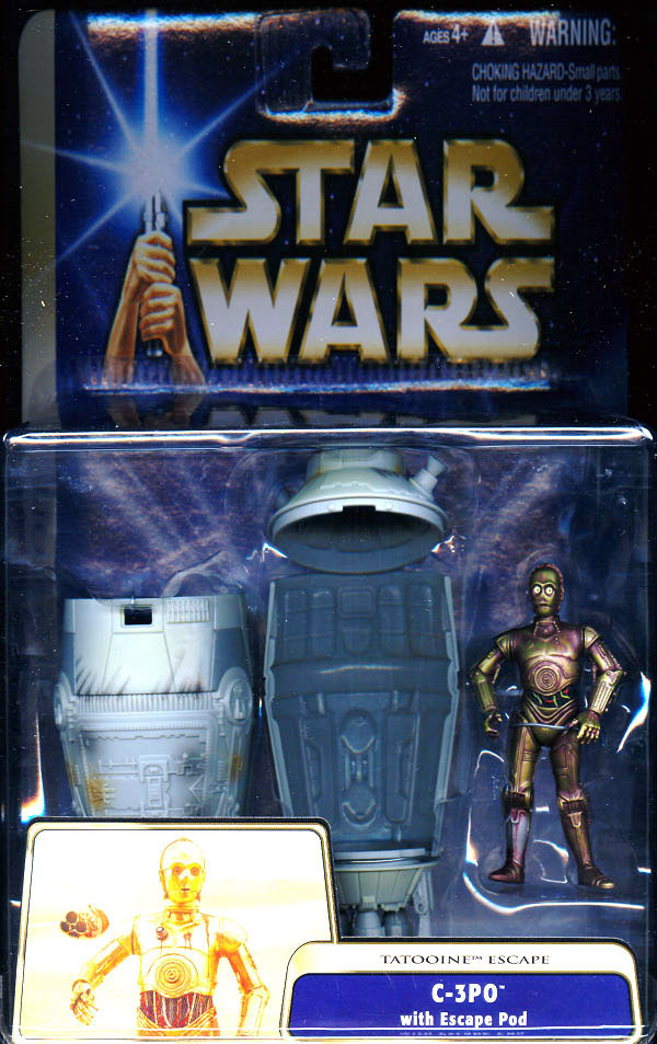 C-3PO (with escape pod)