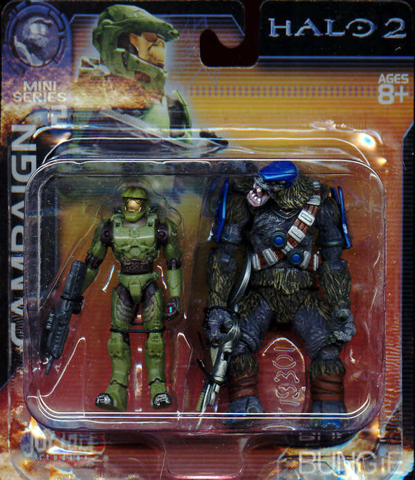 Campaign 2-Pack (Halo 2, Mini Series 2)