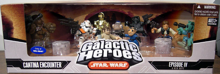 Cantina Encounter 10-Pack (Galactic Heroes)