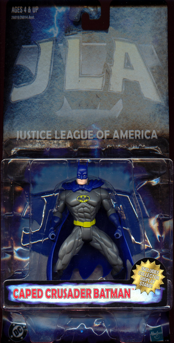 Caped Crusader Batman (Justice League of America)