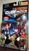 G.I. JOE 25th Anniversary Comic Pack: CAPTAIN ACE and WILD WEASEL