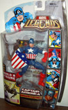 Captain America (Marvel Legends, Queen Brood Series)
