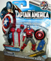 Captain America Fortress Assault Mission