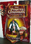 Captain Jack Sparrow with rifle and removable coat (3 1/2