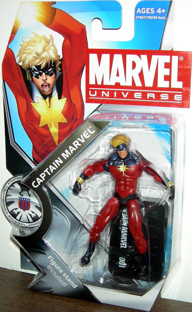 captain marvel 001
