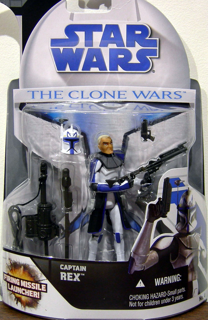 Captain Rex (The Clone Wars)