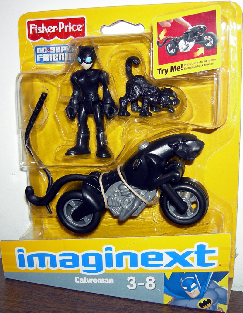 Catwoman (Imaginext)