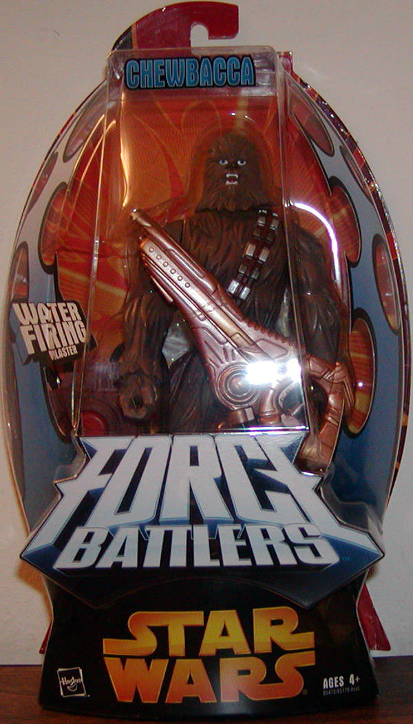 Chewbacca (Force Battlers)