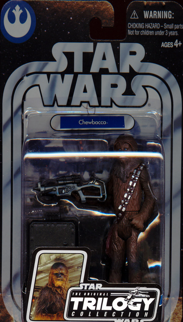 Chewbacca (Original Trilogy Collection, #08)