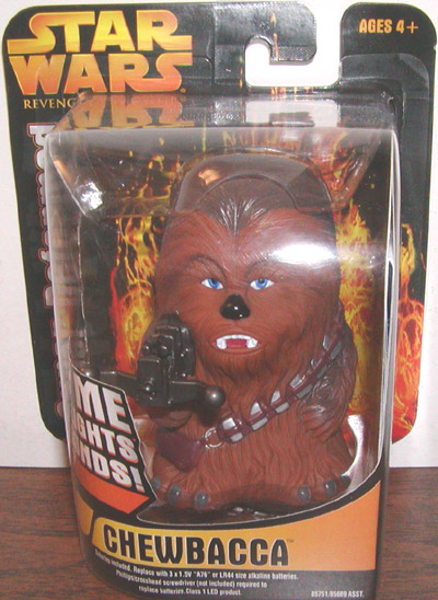 Chewbacca (Revenge of the Sith, Super Deformed)