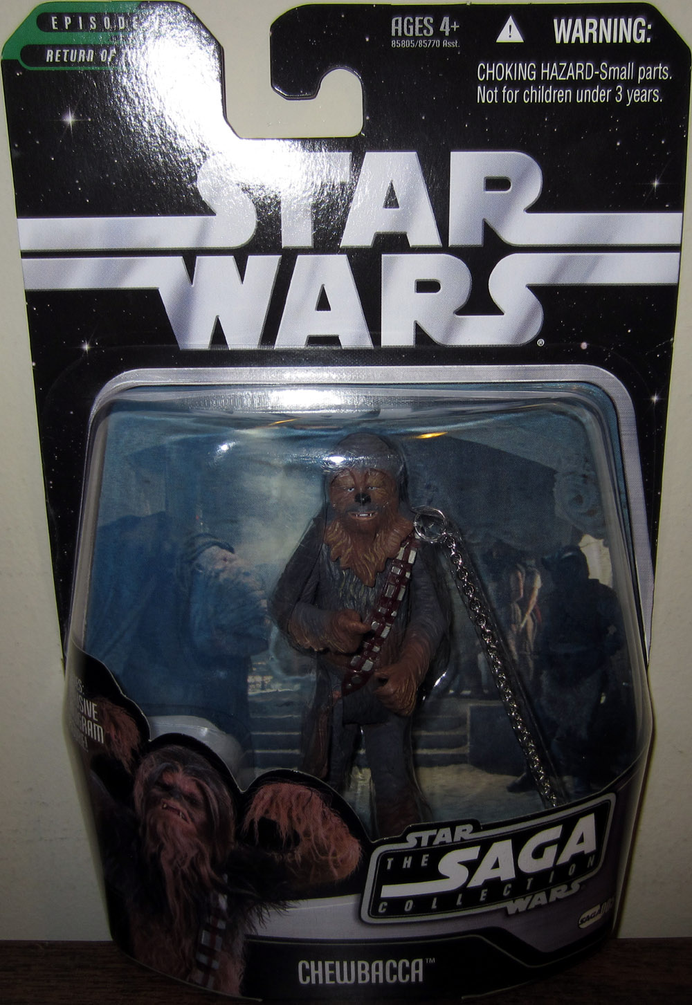 Chewbacca (The Saga Collection, #005)