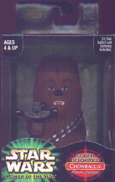 Chewbacca (Super Deformed)