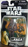 Chewbacca with Electronic C-3PO (The Saga Collection, #054)