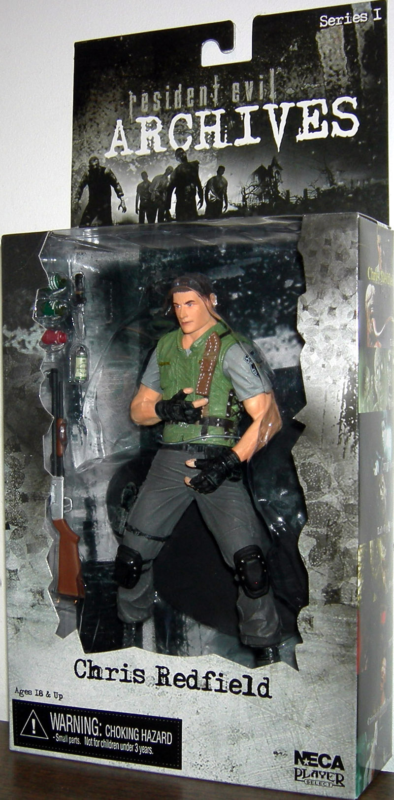 Chris Redfield (Archives)