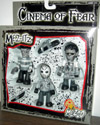 Cinema of Fear 3-Pack (Mez-Itz, black & white)