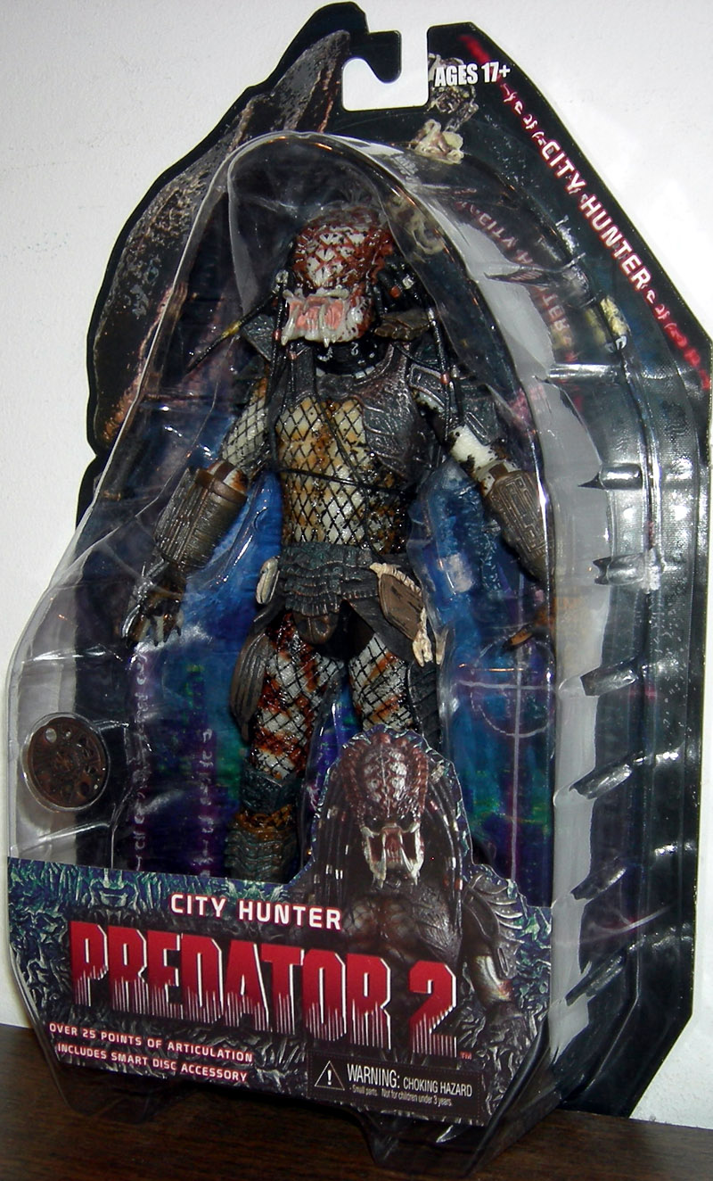 City Hunter Predator (unmasked)