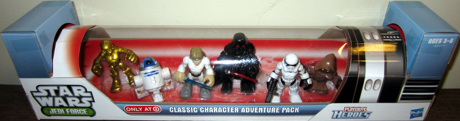 Classic Character Adventure Pack (Galactic Heroes)