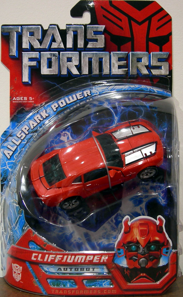 Cliffjumper (Movie Deluxe)