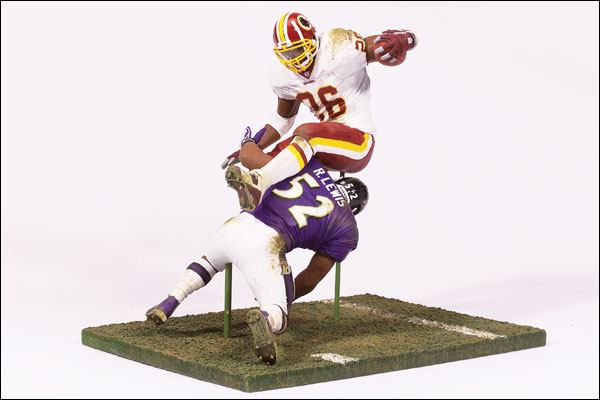 Clinton Portis vs. Ray Lewis 2-Pack